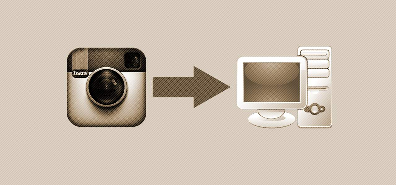 How to Upload to Instagram From a PC - Website Masthead