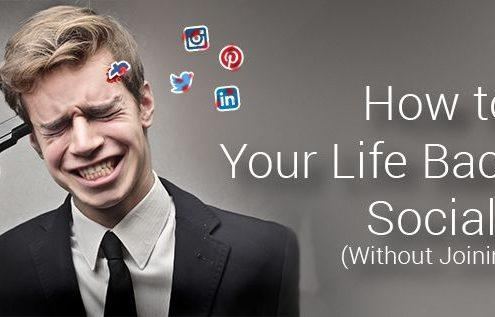 2016-08-31 How to Take Your Life Back From Social Media Featured Image